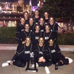 Dance National Runner-up
