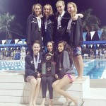 Girls Swim State Runner-up